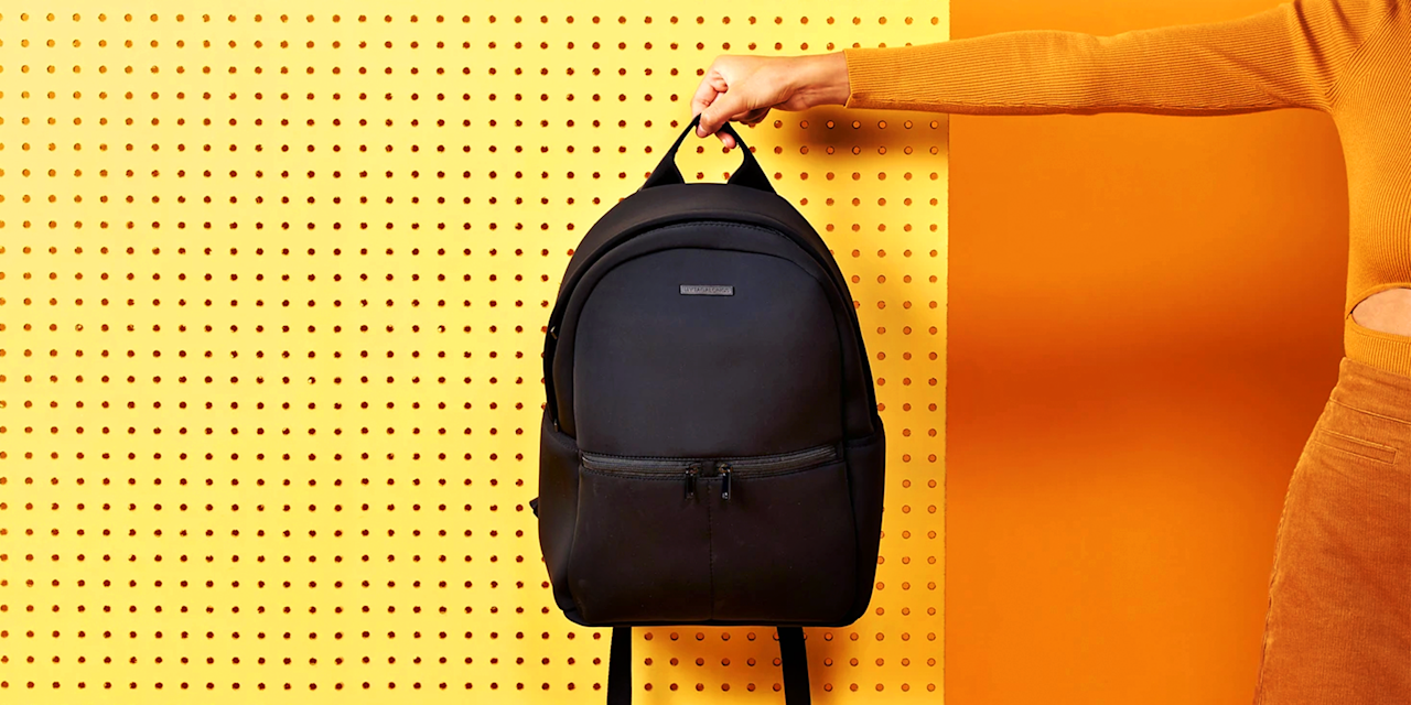 "<p>Got a packed day ahead of you <em>before</em> you even hit the gym? There's no reason you should be toppling over with all of your possessions in tow.  It'll make it much easier on you — and your shoulders — to use one of these gym backpacks. They're roomy enough to fit both <a href=""https://www.bestproducts.com/tech/electronics/a14512117/reviews-best-laptops/"" target=""_blank"">your computer</a> and your gym clothes, some have separate shoe compartments to keep the rest of your office clothes nice and tidy, and some also come with laundry bags. Plus, they're light and super comfortable on your back. And they don't take up as much space under your desk as a duffel bag would. </p><p>Because backpacks distribute weight more evenly than, say a tote bag, you can <a href=""https://www.healthline.com/health/neck-pain/heavy-purse-bag-effects#four-harmful-habits"" target=""_blank"">eliminate neck and shoulder pain</a> and improve your posture overall by carrying one of these bags around. Check out these gym bag picks for both men and women that you can use for everything from the workday, to a workout, or even a weekend trip, if you're packing light.</p>"