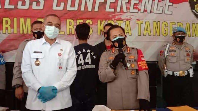 Vandalis Pencoret 'Saya Kafir' di Musala Tangerang Jadi Tersangka