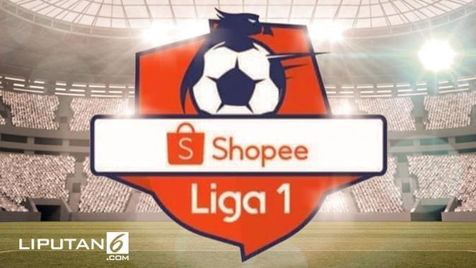 Kompetisi Shopee Liga 1. (Liputan6.com/Abdillah)