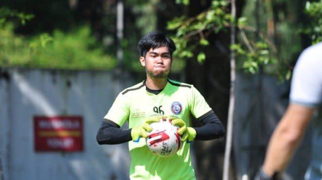 Kiper Arema FC, Kurniawan Kartika Ajie