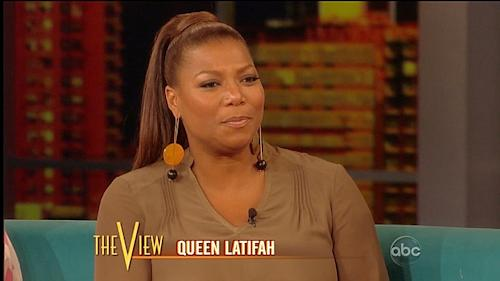 Queen Latifah Reveals Plans to Adopt