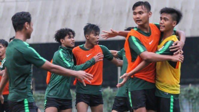 Ketum PSSI Mengeluh Timnas Indonesia U-19 Sulit Dapat Izin di Senayan