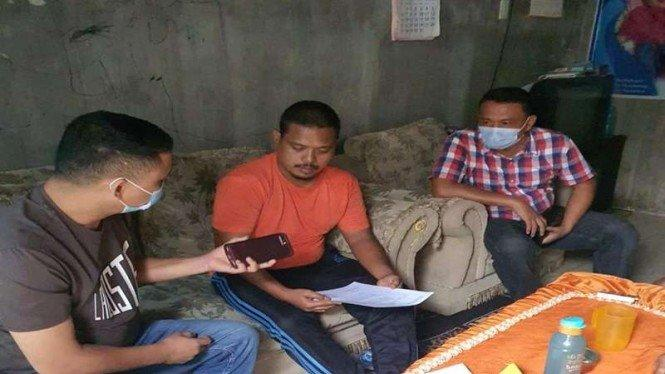 Penyanding Foto Ma'ruf Amin-Kakek Sugiono Terancam 6 Tahun Penjara