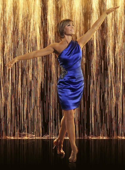 """Dancing with the Stars"" Season 16 DOROTHY HAMILL"