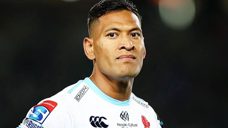 Rugby league-Australia chief says Folau not welcome to return to NRL