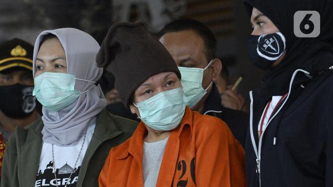 Penahanan Maria Pauline Lumowa Diperpanjang selama 40 Hari ke Depan