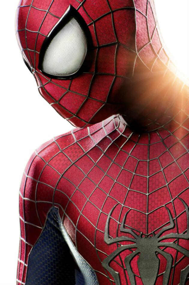 First look at new Spider-Man suit