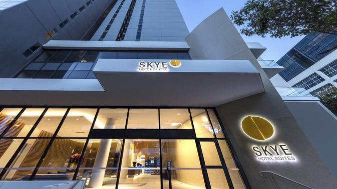 SKYE Suites Sydney milik Crown Group