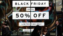 挖實體通路牆角? 網購銷售額於感恩節、黑色星期五創新高
