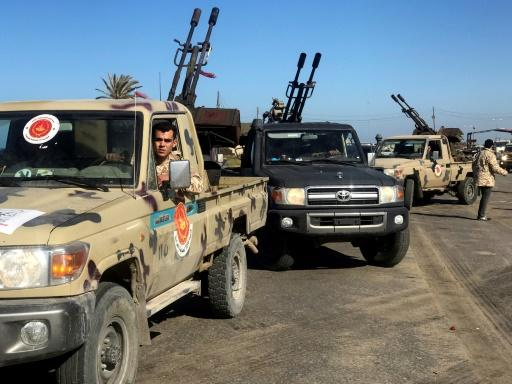 UN Chief 'Deeply Concerned' After Meeting Libya Commander Advancing on Capital