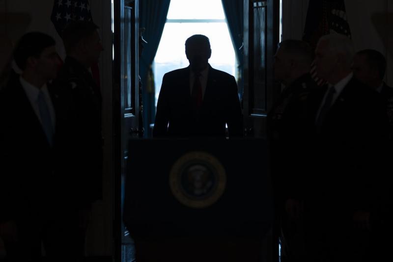 Analisis: Trump mencari tahun pemilihan usai serangan Iran