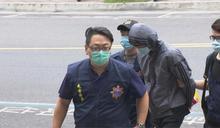 保護傘遭潑穢物 四嫌羈押禁見續追藏鏡人