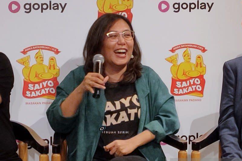Alasan Gina S Noer suka buat film drama keluarga