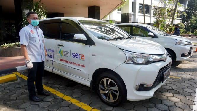 Toyota Indonesia, Tak Goyah di Masa Pandemi