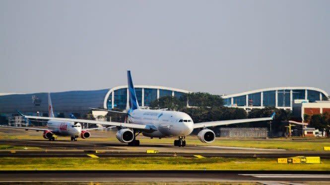 AirNav Catat Mulai Terjadinya Peningkatan Lalu Lintas Pesawat
