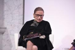 Hakim MA AS Ruth Bader Ginsburg meninggal pada usia 87 tahun