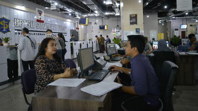 Layanan Rekaman KTP Elektronik Kembali Buka di Gedung Siola Surabaya
