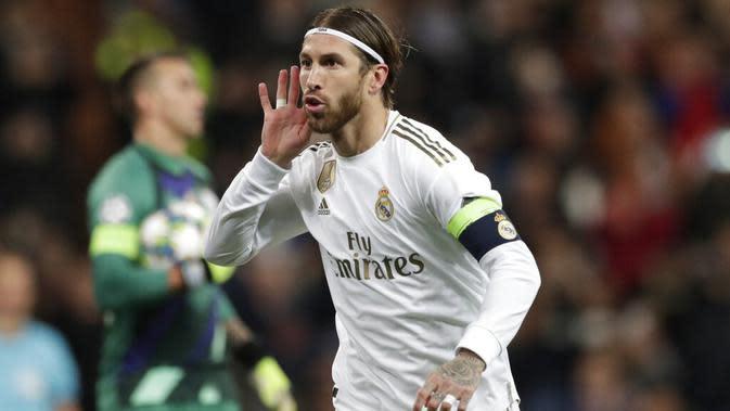 Soal Insiden Rodrygo Goes, Sergio Ramos Bungkam Kritik Suporter Lewat Statistik Menakjubkan