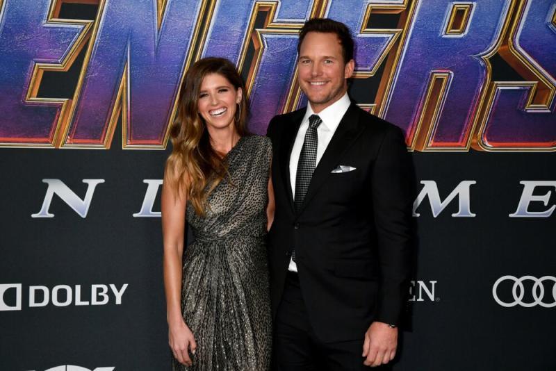 Katherine Schwarzenegger and Chris Pratt | Jeff Kravitz/FilmMagic