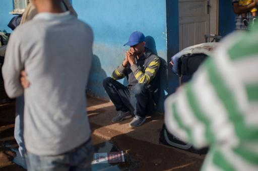 An estimated 500 Venezuelans cross the land border into Brazil each day