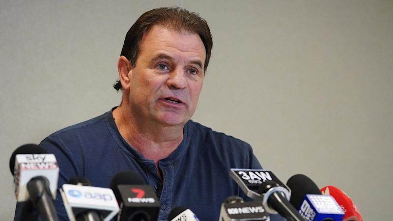 John Setka says he won't resign from his union role, and denies he criticised Rosie Batty's work