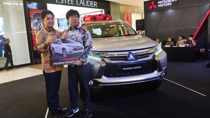 Mitsubishi Bagi-Bagi Xpander dan Pajero Sport Secara Gratis