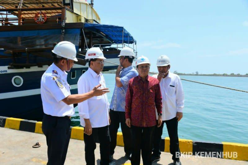 Menhub dukung pengembangan Pelabuhan Benoa ramah lingkungan
