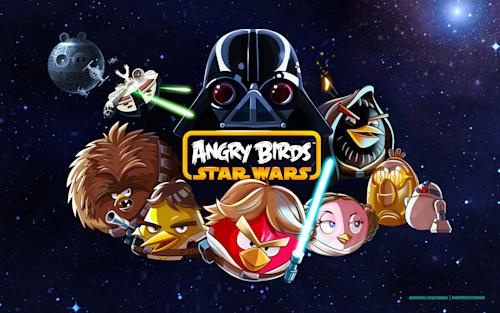 'Angry Birds Star Wars' Races with 'Course of the Force' to Comic-Con