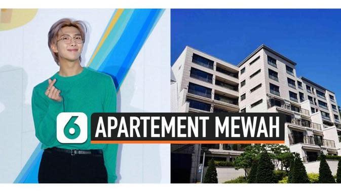 VIDEO: BTS RM Beli Apartemen Mewah Seharga Rp 58 Miliar