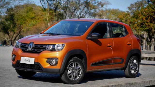 Renault Kwid - 10 mil unidades por mês