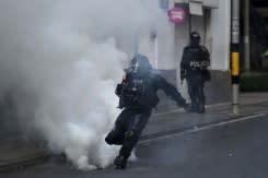 Permintaan maaf Kolombia atas kebrutalan polisi tidak berhasil menghentikan unjuk rasa