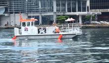 打造綠色基隆港 法國最新型多功能清潔船10月啟航
