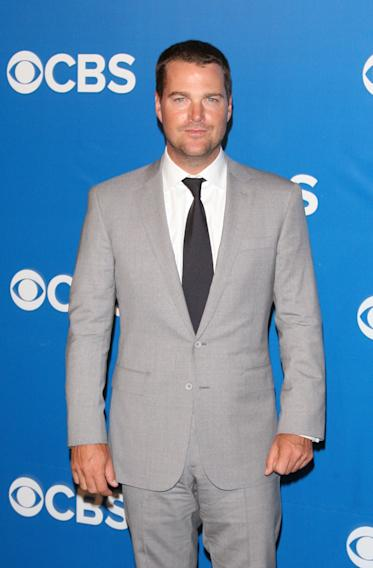 CBS Upfront 2012 - Chris O'Donnell