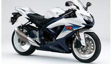 2011 Suzuki GSX R600
