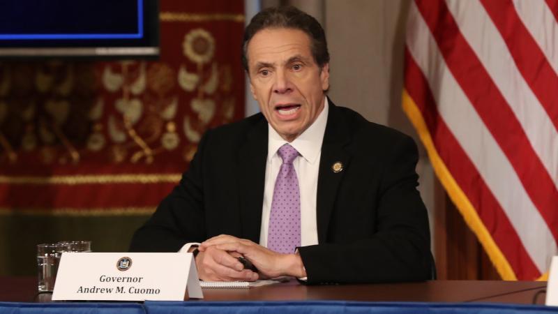 Coronavirus: New York declared major disaster area as cases exceed 10,000