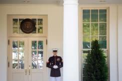Trump memuji 'berkah' Covid saat dia kembali ke Ruang Oval
