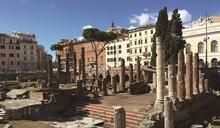 羅馬浪貓庇護天堂 千年神廟遺跡成貓跳台