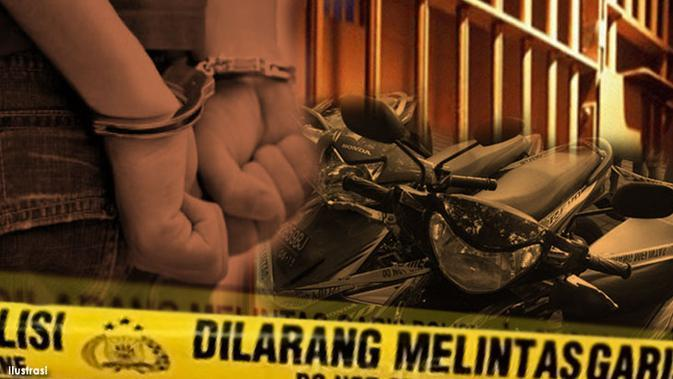 Tangkap Buronan Kasus Pencurian, Polisi di Tanjung Priok Dilempari Batu oleh Warga