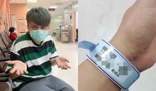 蔡阿嘎半夜「頭皮過敏、發紅」急衝醫院 背後原因曝光