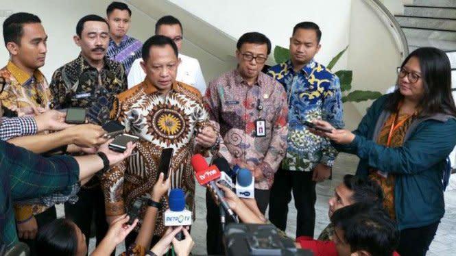 Tito Karnavian Blakblakan Cerita Praktik Curang Oknum KPU di Pilkada