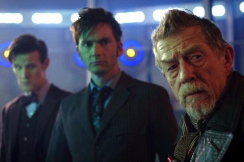 'Doctor Who: The Day of the Doctor' Recap: The Doctor's New Mission (Video)
