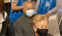 周玉蔻爆新竹市府安排柯文哲父母「預約接種AZ疫苗」:你們不慚愧嗎