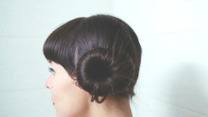 Ilustrasi tingkat porositas rambut | unsplash.com/@mili_vigerova