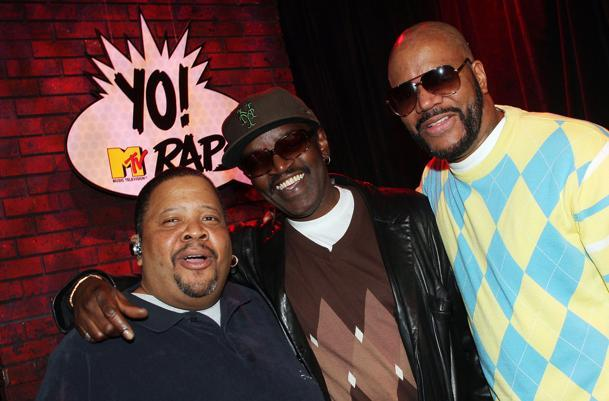 Catching Up 'Yo! MTV Raps' Original Hosts Fab 5 Freddy, Doctor Dre And Ed Lover