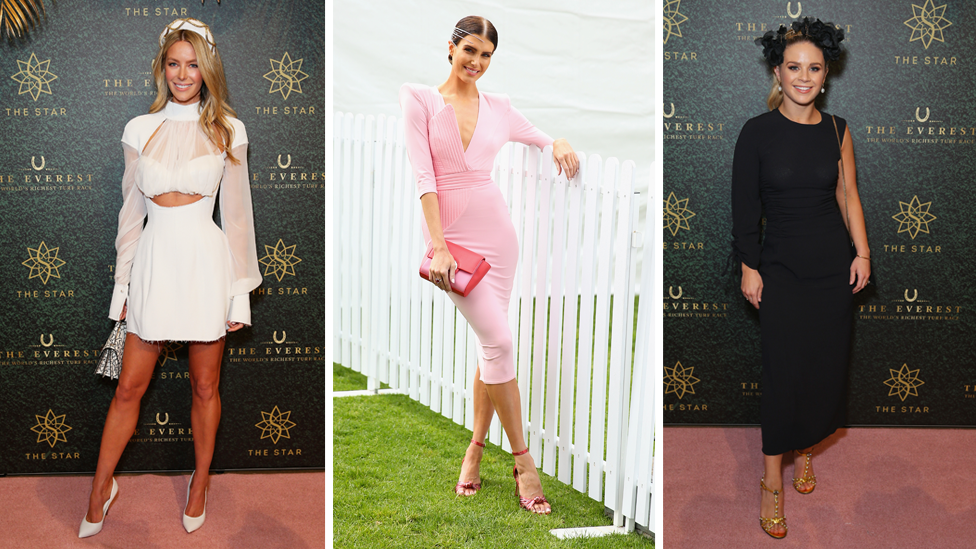 <p>Celebrities attend The Everest at Sydney's Royal Randwick Racecourse.<br />Photo: Getty </p>