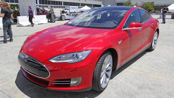 Tesla Model S: First drive of the electric sedan that will change the world or die trying