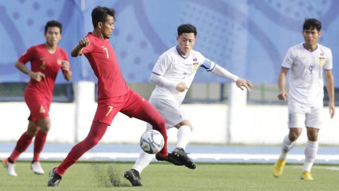7 Kisah Zulfiandi, Pilar Kunci Timnas Indonesia U-22 Menembus Final SEA Games 2019