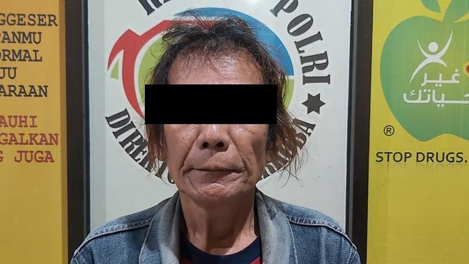 Sudah Bau Tanah Kakek di Sleman Hobi Keluar Masuk Penjara karena Narkoba
