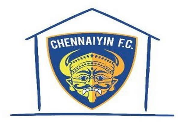 Chennaiyin FC logo.