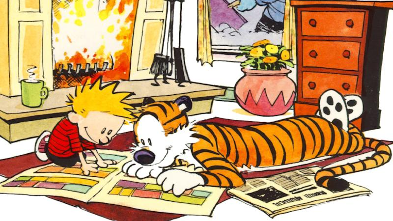 'Calvin and Hobbes' Documentary Gets North American Distribution